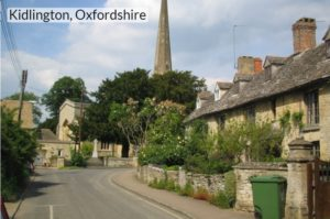 Kidlington, Oxfordshire